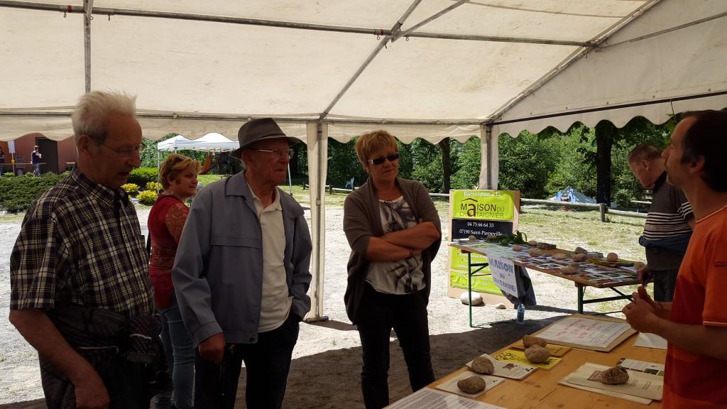 Festival de l'Eau et de la Biodiversité à St-Pierreville
